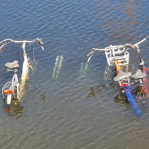 Waterbewustzijn is beneden alle peil; lessen van de overstromingen in jaren negentig zijn genegeerd